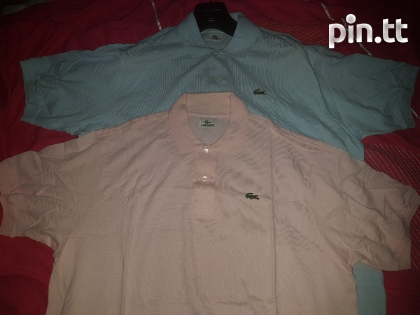 Original La Coste Polo Shirt xl-1