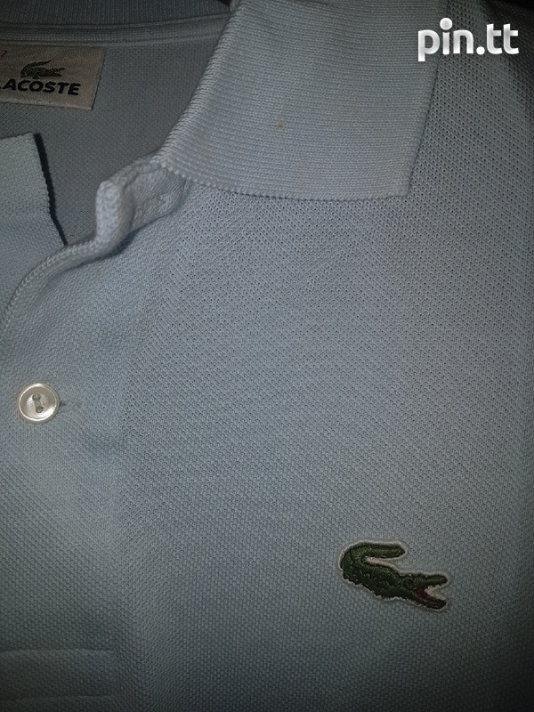 Original La Coste Polo Shirt xl-4