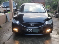 Honda Civic, 2008, PDG