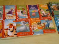 Level 1 story books