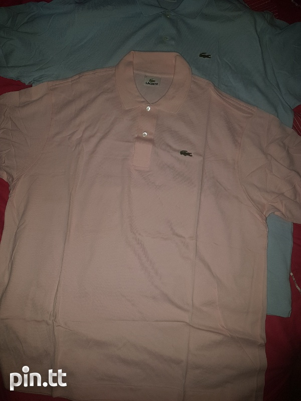 Original La Coste Polo Shirt xl-2
