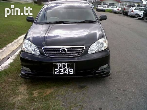 Toyota Altis, 2005, PCL-4
