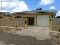 CUNUPIA, NEW 3 bedroom