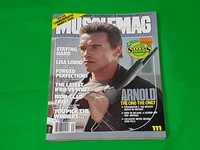 Musclemag International - 251 issues from 1990 to 2013