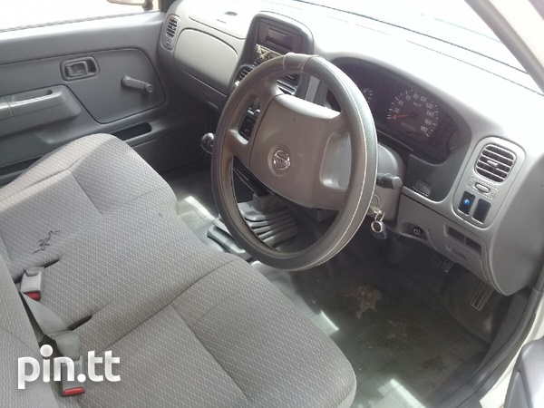 Nissan Frontier, 2010, TCL-4