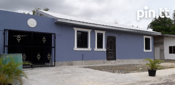 R.T.O 3 Bedroom Fyzabad Home-1