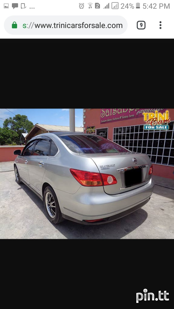 Nissan Sylphy, 2006, PCT-4