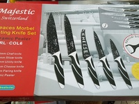 NEW Kitchenware Knife set Antibacterial