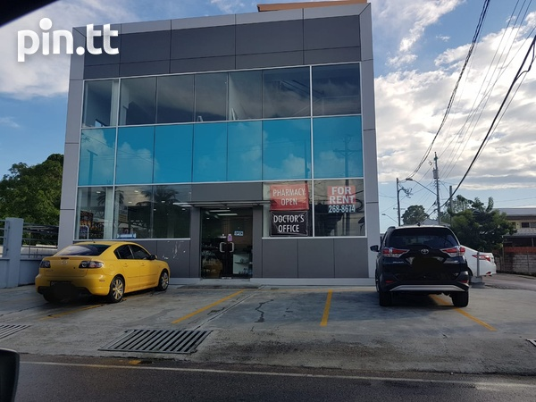 Claxton Bay- First Floor New Commercial Bldg 1400 Sq/ft-1