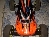 Offna 1/8 nitro racing Truggy