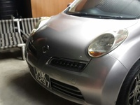 Nissan March, 2009, PDK