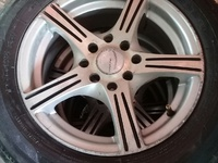 Rims and Tires 14 inch