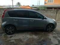 Nissan Note, 2008, PDE