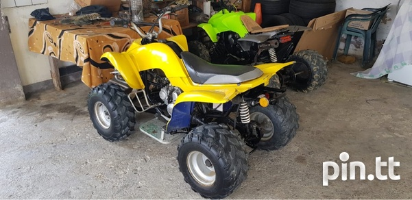 Atv 125cc, 3speed semi automatic with reverse-6
