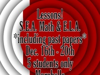S.E.A. PREP with PAST PAPERS
