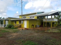 Tobago Apartment Building/ Family Home