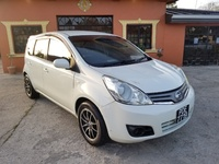 Nissan Note, 2009, PDE
