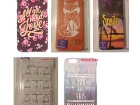 Iphone and Samsung Cases