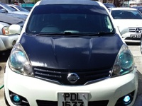 Nissan Note, 2014, PDL