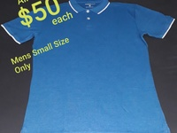 Mens Shirts Small Sizes Only