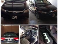 Honda Civic, 2009, PCM