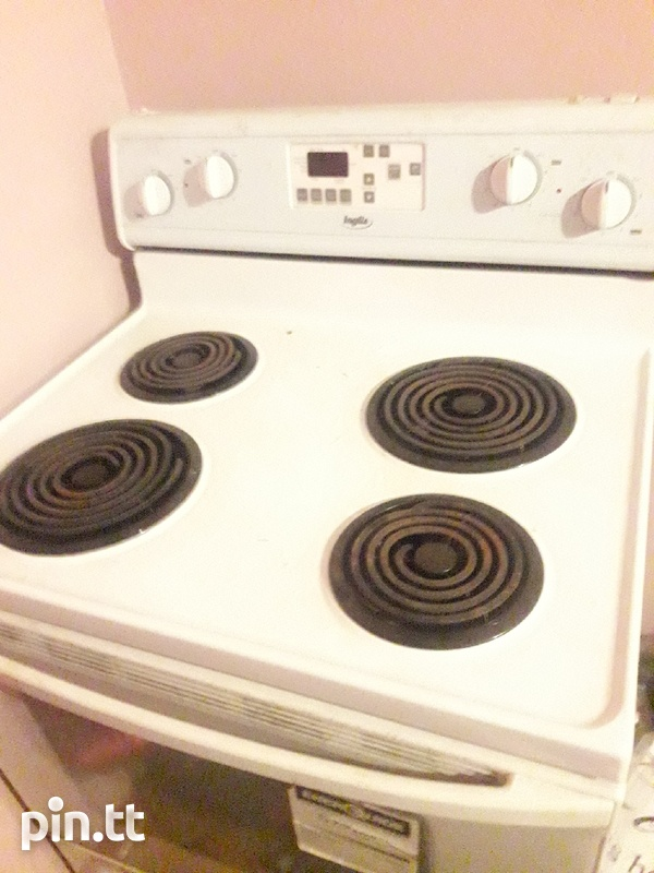 30 Electric stove-4