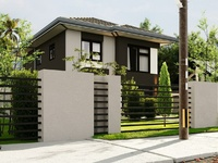 3 Bedroom 2 Story House Plan