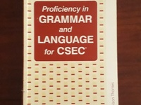 Proficiency in Grammar and Language for CSEC