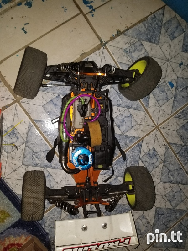 Offna 1/8 nitro racing Truggy-5