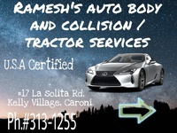Auto Body and Tractor Services