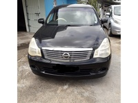 Nissan Sylphy, 2006, PCN