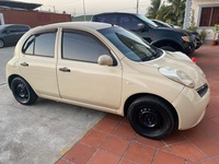 Nissan March, 2008, PDE