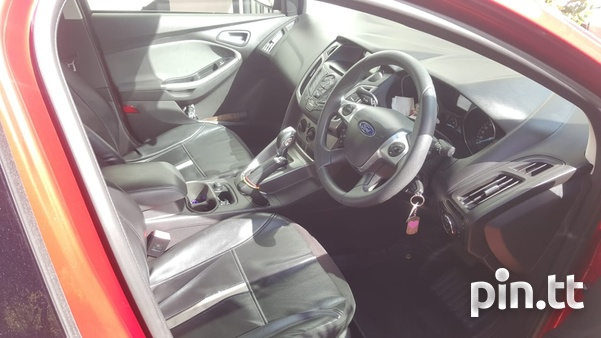 Ford Focus, 2014, PDE-5