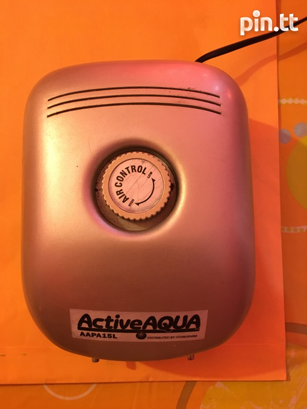 Active aqua Air Pump-1