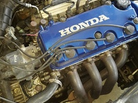 Honda Civic, 1996, PBK