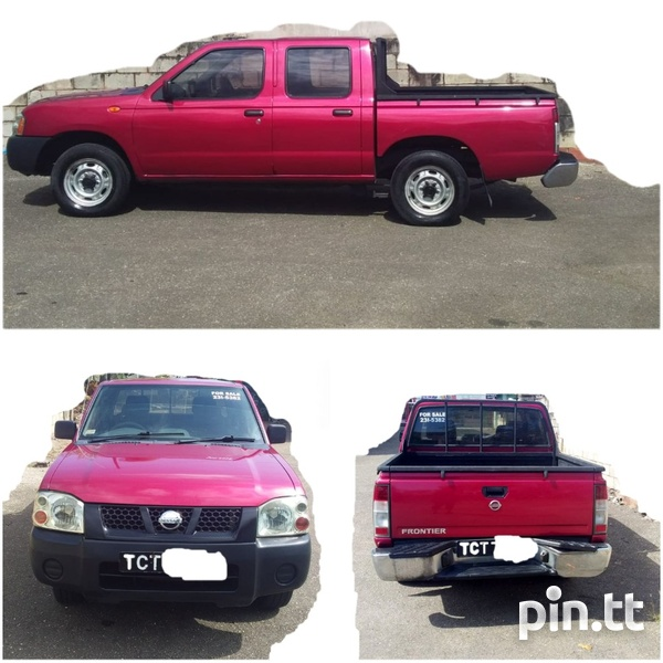 Nissan Frontier, 2012, TCT-2
