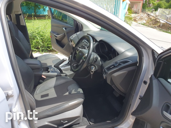 Ford Focus, 2014, PDD-4