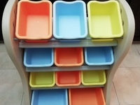 Step2 Fun Time Room Organizer And Toy Storage
