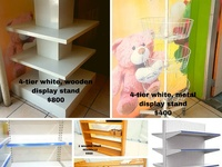 Store/ Grocery shelving