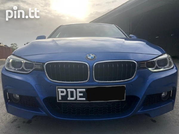 BMW 3-Series, 2014, PDE-1