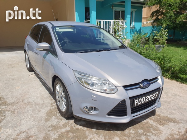 Ford Focus, 2014, PDD-7