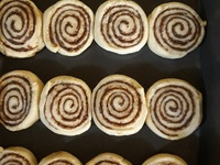 Cinnamon Rolls for parties, functions etc.