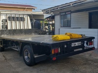 Flatbed Tray