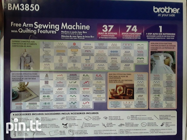 Brothers Sewing Machine-2