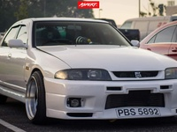 Nissan Skyline, 1995, PBS