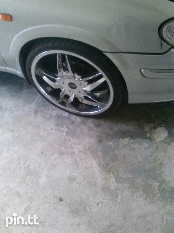Status Chrome Rims 20in-1