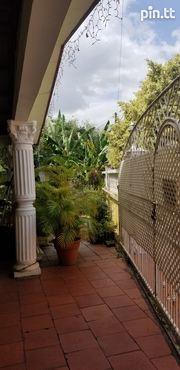 Frank Hart, Arima home with 3 bedrooms-6