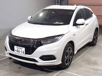 Honda Vezel, 2018, Roll On Roll Off