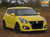 Suzuki Swift, 2015, swift sport