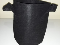 One gallon Fabric Pots with handles